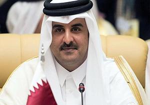 وقتی امیر قطر جای خود را به همسر مکرون میدهد + فیلماقدام تعجب آور امیر قطر در فینال جام جهانی 2018 روسیه + فیلم