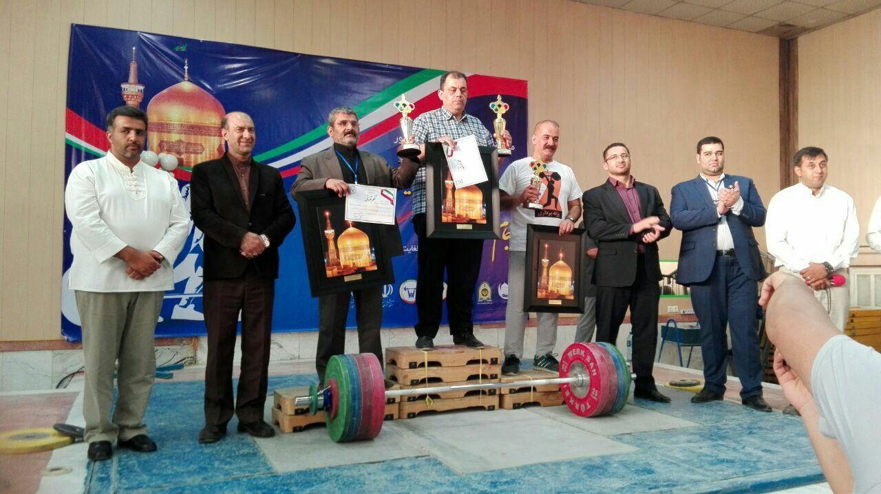 اعزام وزنهبرداران فریمانی به مسابقات کشوری
