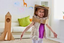 به تخیلات کودک خود توجه کنید