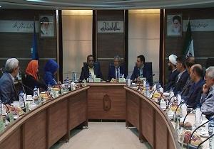 موافقت اولیه تاسیس دانشگاه بین المللی D-8 در همدان