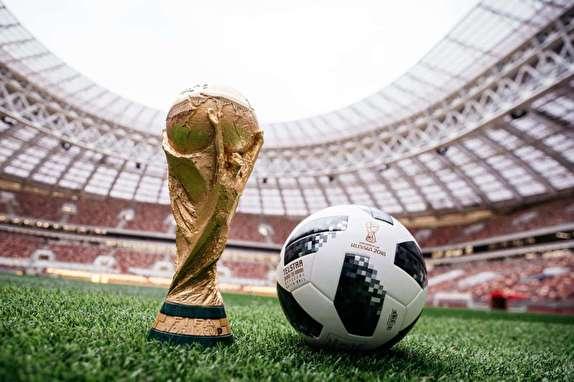 ترینهای جام جهانی ۲۰۱۸ روسیه
