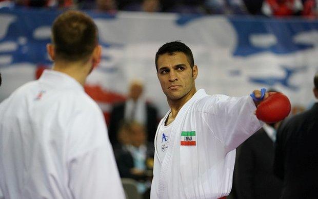 پورشیب: قدرت کاراته ایران را به آسیا و جهان ثابت کردیم