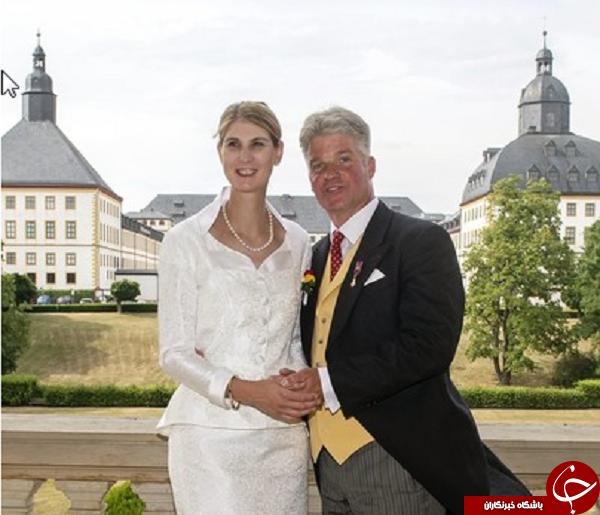 شاهزاده خانمهایی که تا به ازدواج نکرده اند +تصاویر