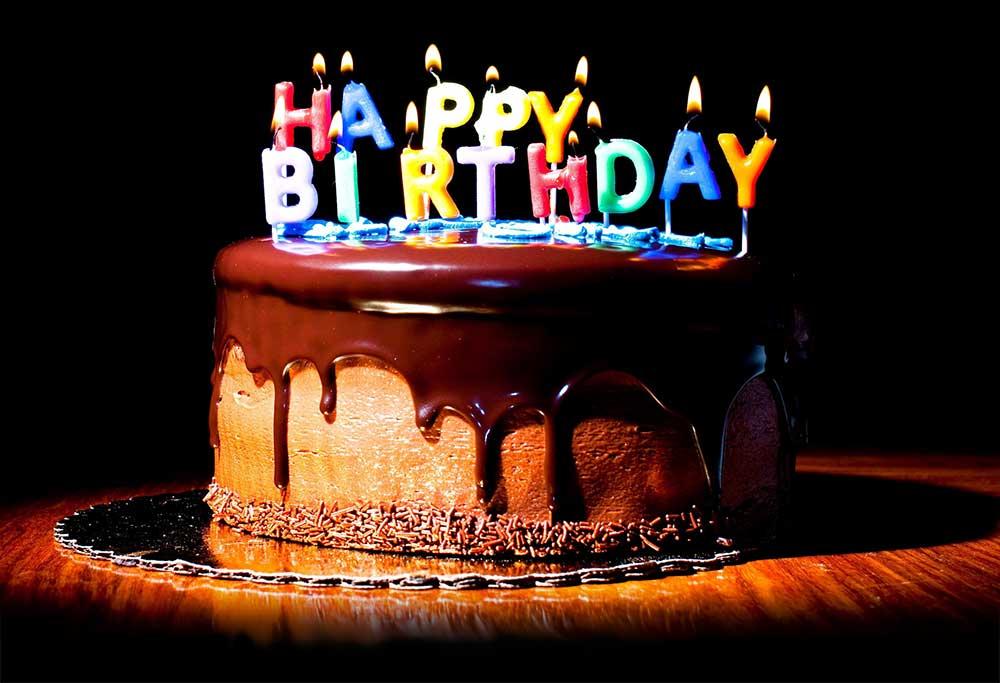 100 اس ام اس جدید تولدت مبارک