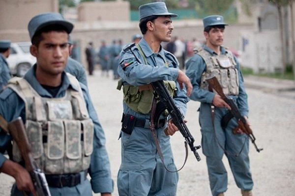 جان باختن ۷ نیروی پلیس ننگرهار در درگیری با طالبان