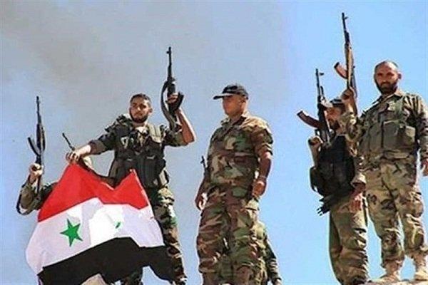 تسلط ارتش سوریه بر چند منطقه استراتژیک در حومه استان «درعا»