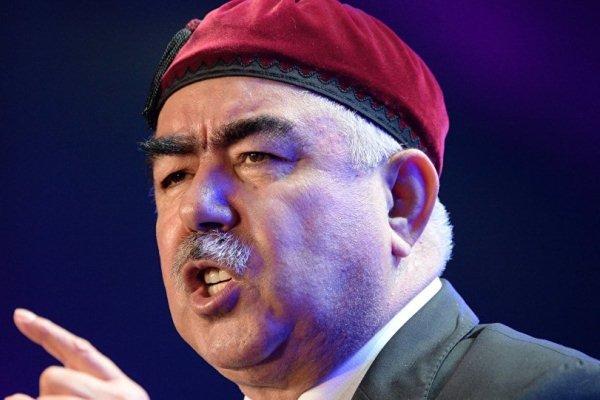 حزب جنبش ملی: «دوستم» تا پایان هفته به افغانستان باز می گردد
