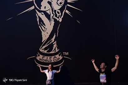 باشگاه خبرنگاران -روز پایانی جام جهانی 2018 در مسکو