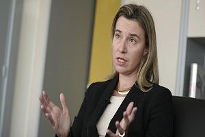 موگرینی: تصمیم های مورد بحث، ادامه استفاده ایران را از برجام تضمین می کند