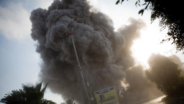 پهپادهای رژیم صهیونیستی شمال غزه را هدف قرار دادند