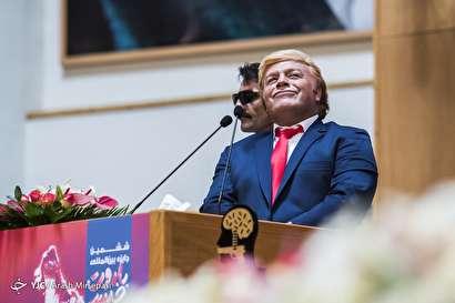 باشگاه خبرنگاران -اختتامیه ششمین جایزه بین المللی باروت خیس