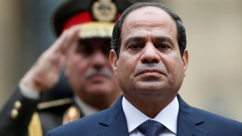 تصویب لایحه مصونیت قضایی افسران ارشد نظامی در پارلمان مصر