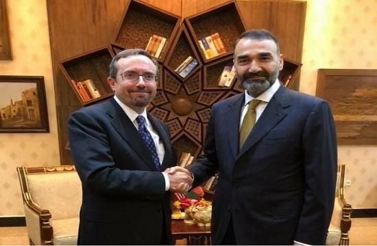 سفیر آمریکا با عطامحمدنور دیدار کرد