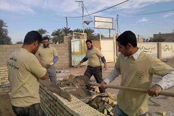باشگاه خبرنگاران - اعزام 8 گروه جهادی ناحیه بسیج دانشجویی کهگیلویه وبویراحمد به مناطق محروم