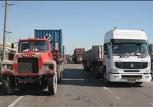 توزیع لاستیک مورد نیاز رانندگان بخش حمل و نقل جادهای کالا آغاز شد