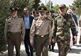 باشگاه خبرنگاران - بازدید سرلشکر موسوی از یگانهای ارتش در استان کردستان