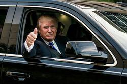 ۱۲ حقیقت باورنکردنی وعجیب از مشخصات ابَر خودروی «دونالد ترامپ»! + عکس