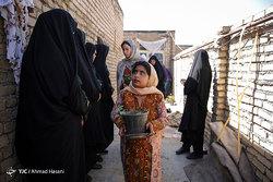 پلمپ مراکز تهیه و توزیع مواد مخدر در حاشیه شهر مشهد