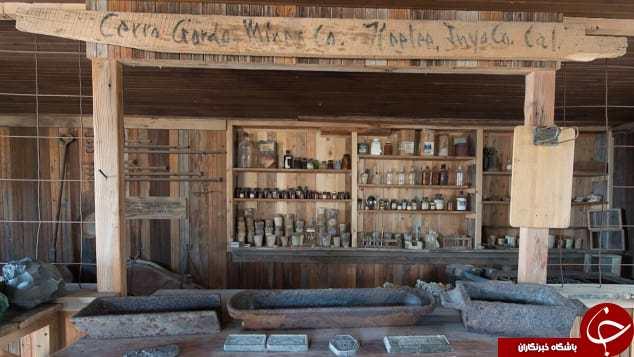 شهر ارواح 200 ساله در آمریکا زیر چکش حراج رفت+تصاویر