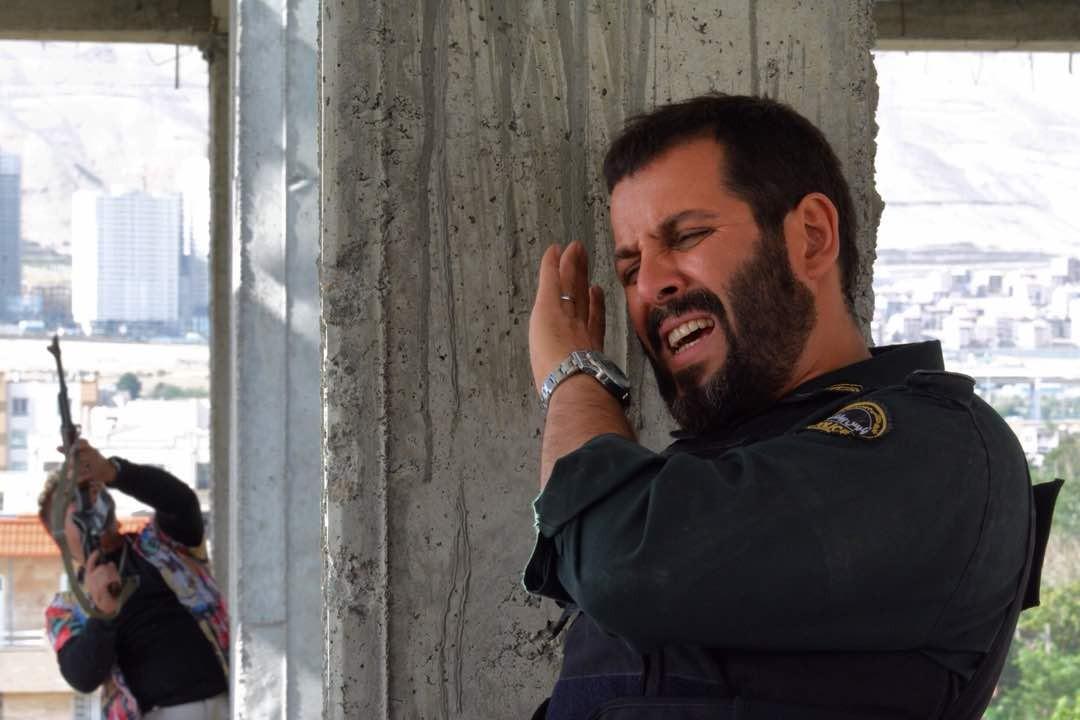 تصویربرداری «گشت پلیس» تا یک ماه دیگر ادامه دارد + تصاویر جدید