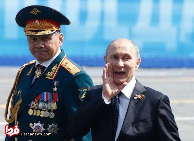 روی دیگری از پوتین که تا به حال ندیدهاید+تصاویر