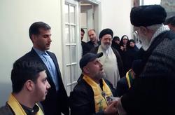 سخنان شنیدنی پدر یکی از شهدای حزب الله خطاب به رهبر انقلاب + فیلم