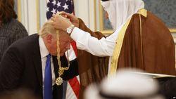 سران جهان به ترامپ و همسرش چه هدایایی دادهاند؟+ تصاویر