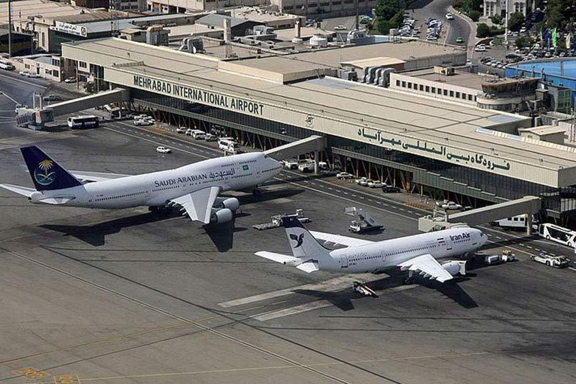 31 درصد پروازهای مهرآباد در خردادماه با تاخیر انجام شد