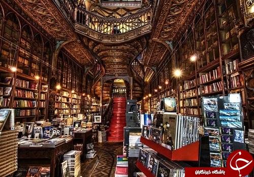 شگفتیهای شهری افسونگر با زیباترین کتابخانه جهان/ فسنجان خوردن یک استاد ایرانی در دیار خالق هریپاتر