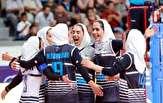 باشگاه خبرنگاران -ششمی آسیا به دختران والیبال پیکان رسید