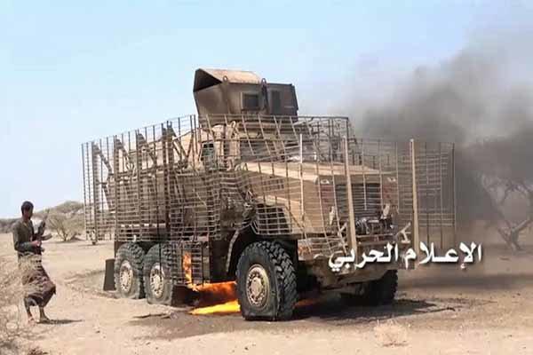 باشگاه خبرنگاران -ضربات سنگین یمنی ها به متجاوزان سعودی در جیزان و ساحل غربی یمن