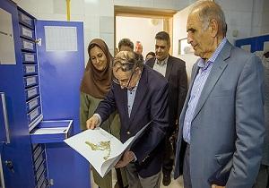 افتتاح بانک نگهداری گیاهان دارویی در دانشگاه علوم پزشکی کرمانشاه