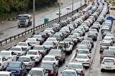 باشگاه خبرنگاران -افزایش ۷.۳ درصدی تردد در جاده های کشور/محور گیوی_خلخال همچنان بسته است