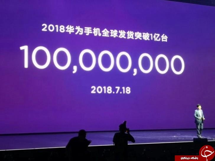 شرکت هواوی 100 میلیون نسخه گوشی هوشمند در سال 2018 فروخته است! +تصاویر