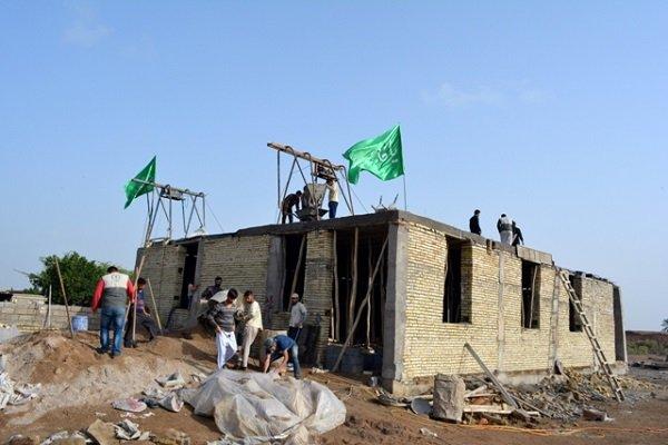 باشگاه خبرنگاران -آغاز پروژه محرومیت زدایی در روستاهای قلعه گنج
