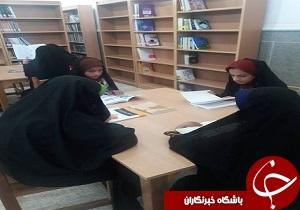 باشگاه خبرنگاران -برگزاری نشست کتابخوان در آغاجاری