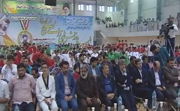 باشگاه خبرنگاران -آغاز ششمین دوره المپیادبسیج مساجدومحلات در یزد