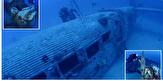 باشگاه خبرنگاران -کشف هواپیمای جنگی آلمانی در اعماق دریای مدیترانه +فیلم