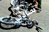 باشگاه خبرنگاران -۵ مصدوم در پی تصادف ۲ موتور سیکلت