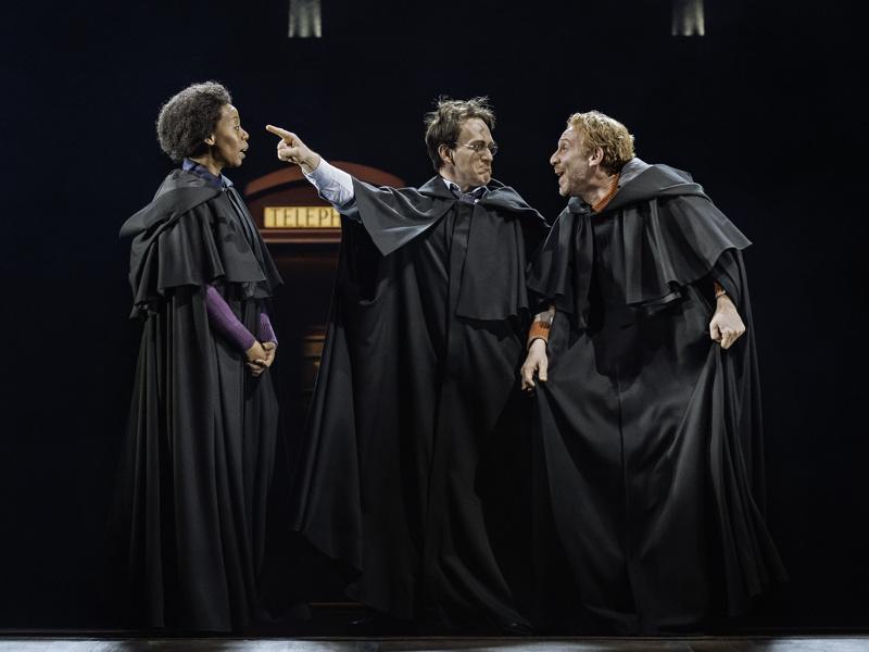 تماشای «هری پاتر» روی صحنه تئاتر به نرخ ۵۵۳ دلار!