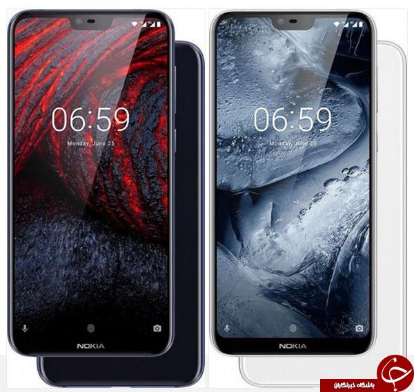 آغاز رسمی عرضه Nokia 6.1 در بازار جهان +تصاویر