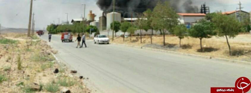 انفجار مهیب در شهرک صنعتی خمین/حریق مهار شد/علت آتشسوزی در دست بررسی + عکس و اسامی کشتهشدگان