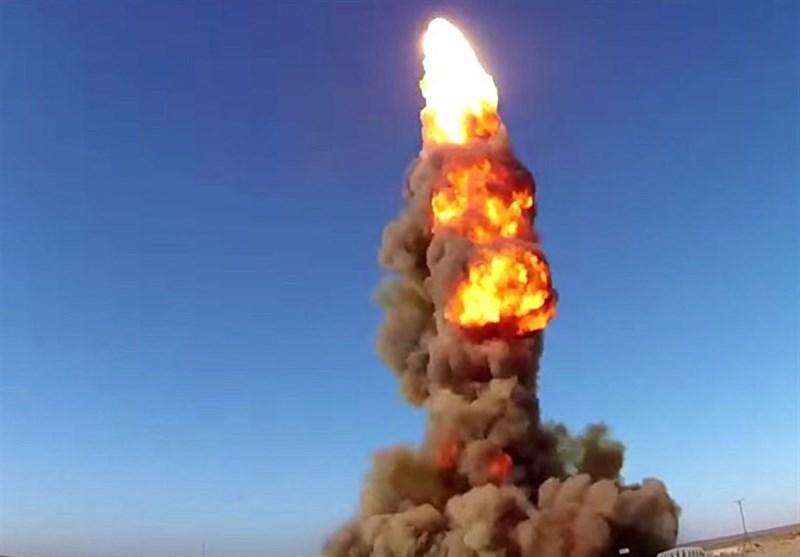 آزمایش سامانه دفاع موشکی جدید از سوی روسیه
