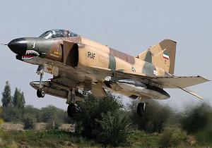 میلیتری واچ مگزین: فانتوم «اف ۴» ایران، تهدیدی برای کشتیهای دشمن در آبهای خلیج فارس
