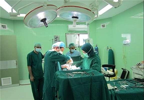 باشگاه خبرنگاران -انجام بیش از ۲۹۰ عمل جراحی در بیمارستان کودکان بندرعباس