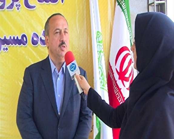 باشگاه خبرنگاران - افتتاح جاده دسترسی به محل دفن زباله سراوان رشت