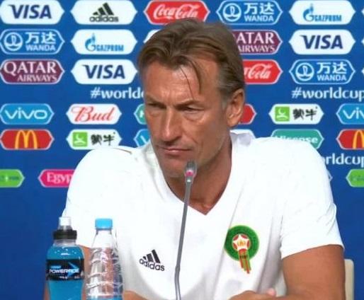 جام جهانی 2018؛ رنار: مقابل اسپانیا طوری بازی میکنیم که انگار شانس صعود داریم