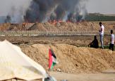 بادبادکهای آتشزا باعث وقوع بیش از ۲۰ آتشسوزی در مناطق صهیونیستنشین شده است