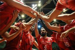 ایران ۳ - آلمان ۲ / ایران برترین آسیایی لیگ والیبال ملتهای جهان شد