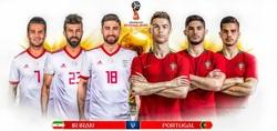 تیم ملی ایران - پرتغال/نود دقیقه تا صعود با یک ملت، یک ضربان